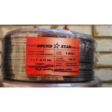 акустический кабель 2+0,08
