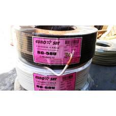 Коаксиальный кабель RG-58 (50 ом)