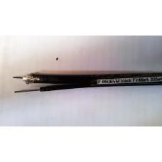 Антенный кабель Finmark F660BVM (с тросом)