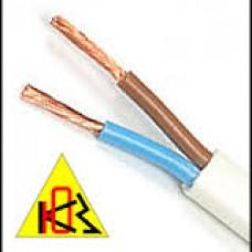 кабель ПВС 2+0,75(Южкабель),  200м