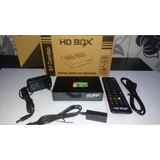 Спутниковый комбинированный тюнер HD Box S1 Combo