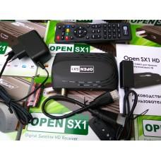 Спутниковый тюнер Open SX1 HD