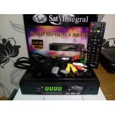 спутниковый тюнер Sat Integral 1268 Heavy Metal HD