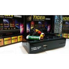 Спутниковый тюнер Tiger Combo HD