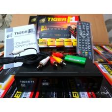 Спутниковый тюнер Tiger F1 HD